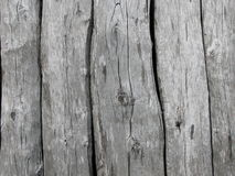 Pranchas de madeira resistidas Fotos de Stock Royalty Free