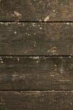 Pranchas de madeira resistidas Fotografia de Stock Royalty Free
