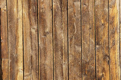Pranchas de madeira resistidas múltiplas Imagem de Stock Royalty Free