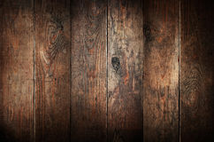 Pranchas de madeira resistidas velhas. imagem de stock