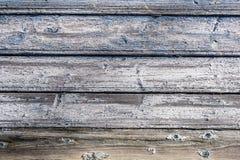 Pranchas de madeira velhas Fotografia de Stock Royalty Free