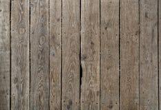 Pranchas resistidas de madeira velhas imagens de stock royalty free