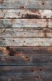 Pranchas velhas de madeira Imagens de Stock Royalty Free