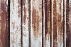 Pranchas velhas do fundo de madeira do grunge Fotos de Stock