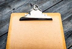prancheta Foto de Stock Royalty Free