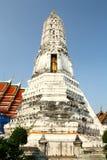 Prang av templet bangkok arkivbilder