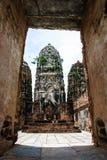 Prang drei (Hindu Shikhara Vimanas nachahmend) Stockbild