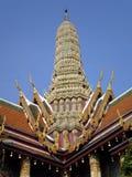 Prang of the Royal Pantheon Bangkok Thailand Royalty Free Stock Images