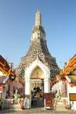 Prang of temple bangkok Royalty Free Stock Image