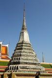 Prang of temple bangkok Royalty Free Stock Photo