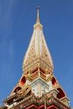 Prang in thailand Royalty Free Stock Photos