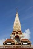 Prang in thailand Royalty Free Stock Image