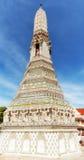 Prang Wat Arun, κώνος Wat Arun, ο ναός της Dawn, Μπανγκόκ, Στοκ Εικόνα