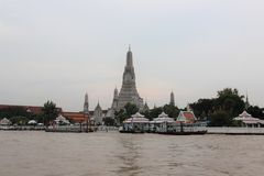 Prang Wat Arun Стоковые Фотографии RF