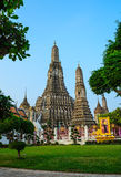 Prang Wat Arun. 17 Royalty Free Stock Photos