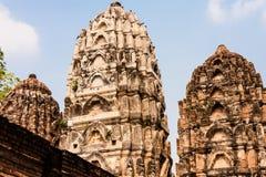 Wat Si Sawai, Sukhothai, Thailand Stock Photography