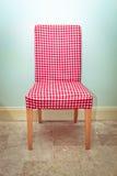 Pranzare sedia Fotografia Stock Libera da Diritti
