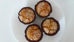 Pranzo dei biscotti casalingo Immagine Stock