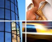 Pranzo di Businessmans Fotografia Stock Libera da Diritti