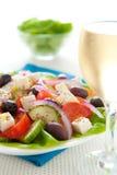 Pranzo greco dell'insalata Immagine Stock Libera da Diritti