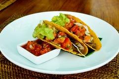 Pranzo messicano Fotografia Stock