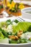 Pranzo vegetariano Immagini Stock Libere da Diritti
