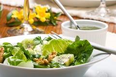 Pranzo vegetariano Fotografia Stock