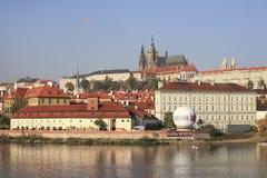 Praque Castle. Landscape, Czech republic Stock Photography