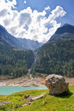 Prarayer Lake Royalty Free Stock Photography