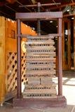 Prasa dla cygar przy miasteczkiem Trinidad Obraz Royalty Free