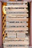 Prasa dla cygar przy miasteczkiem Trinidad Zdjęcie Stock