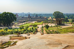 Prasanna Narasimha Temple in Hampi, India Royalty Free Stock Photos