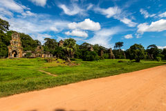 Prasarts Sour Prat, Siem Reap Cambodia Sep 2015. Stock Photos