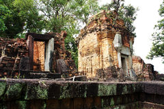 Prasat Ban Ben at Ubonrachathani Royalty Free Stock Photos