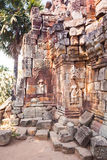Prasat Banan temple in  Battambang, Cambodia Royalty Free Stock Photos