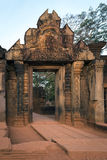 Prasat Banteay Srei Royalty Free Stock Photos