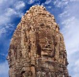 Prasat Bayon Temple, Angkor, Cambodia Royalty Free Stock Image