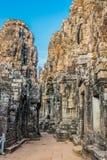 Prasat bayon temple Angkor Stock Photography