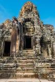 Prasat bayon temple Angkor Thom Cambodia Royalty Free Stock Image