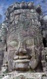 Prasat Bayon Temple in Angkor Thom, Cambodia Stock Photography