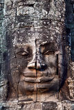 Prasat Bayon temple in Angkor Thom, Cambodia Stock Image