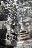 Prasat Bayon Temple, Cambodia Royalty Free Stock Photos