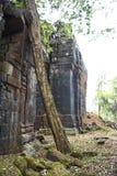 Prasat Chen temple angkor era stock photos