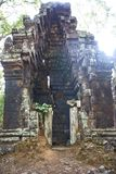 Prasat Chrapa Angkor Świątynna era obrazy royalty free