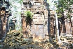 Prasat Chrapa Angkor Świątynna era zdjęcia royalty free