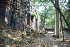 Prasat Chrapa Angkor Świątynna era zdjęcie royalty free
