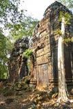 Prasat Chrapa Angkor Świątynna era fotografia stock