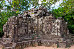 Prasat Chrong, Siem Reap Cambodia May 2015 Stock Image