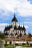 prasat för slott för bangkok lohametall Royaltyfri Fotografi