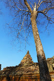 Prasat Hin Khao Phanom Rung Royalty Free Stock Photography
